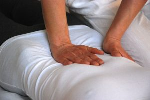 Formation de  massage Amma sur chaise @ Maison Saint-Michel