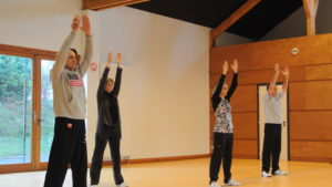 """Atelier de Qi gong pour """"Le parcours du cœur"""" @ Parc du Rabbargala  Wittenheim 6270"""